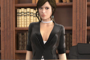 Lara Croft Sex Adventures