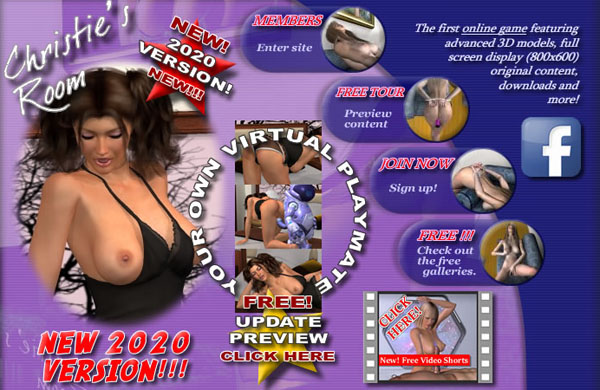 Play 3D Sex Games online