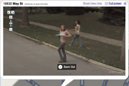 Embarrassing Moments Caught On Google Street View