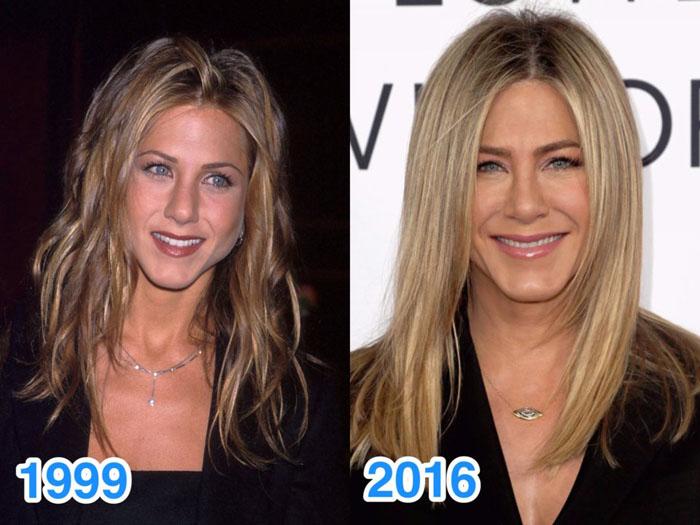 Jennifer Aniston Is People's Most Beautiful Woman of 2016